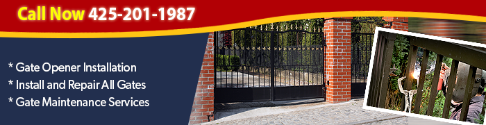 Gate Repair company in Washington